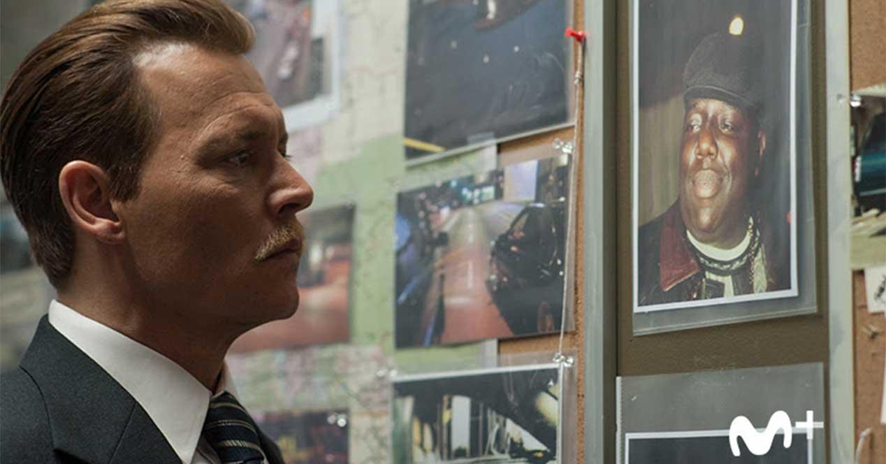 johnny depp estrenos movistar agosto 2021