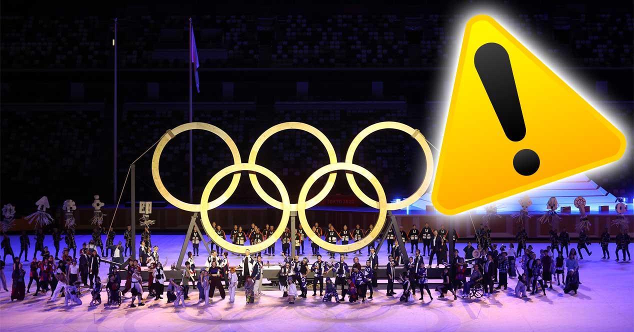 juegos olimpicos tokio 2020 estafa