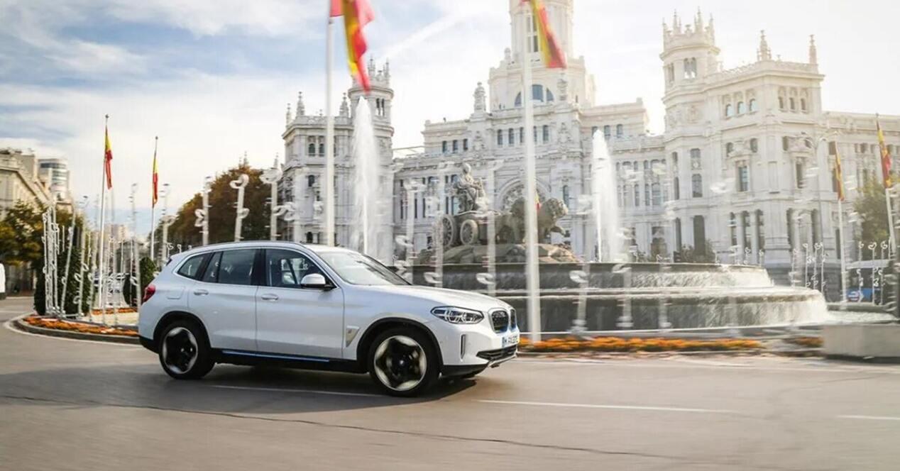 Madrid ayudas coches eléctricos 9000€ Moves III