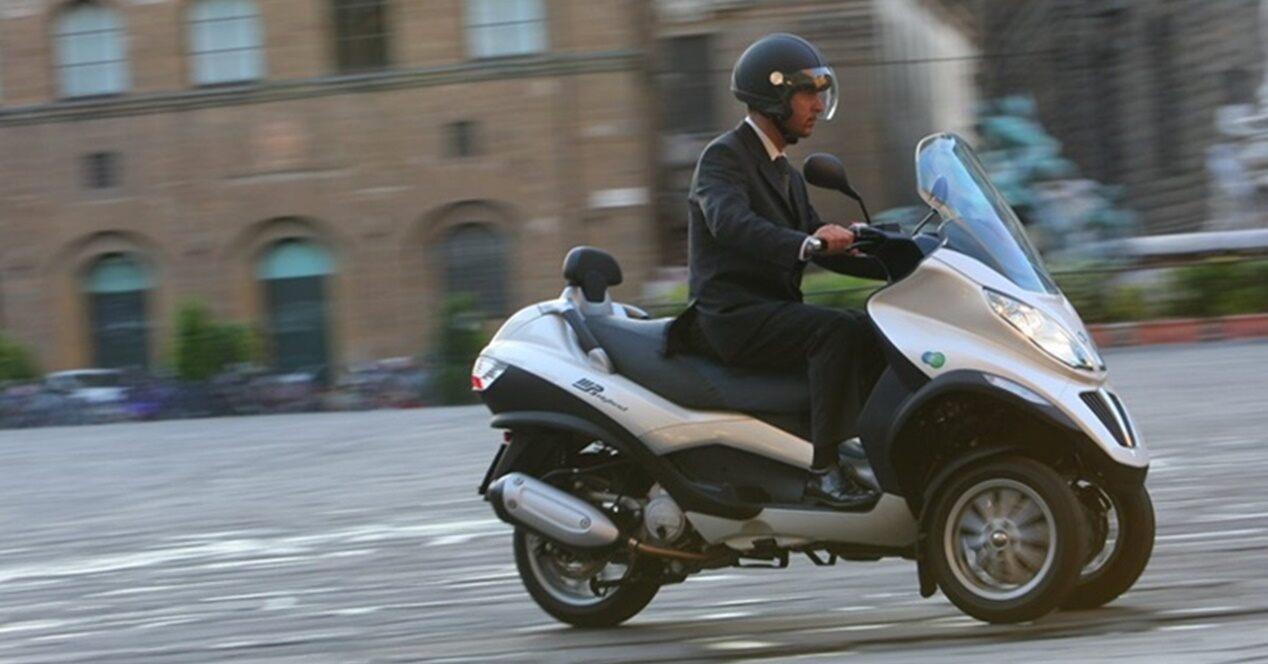 Cómo son las motos híbridas