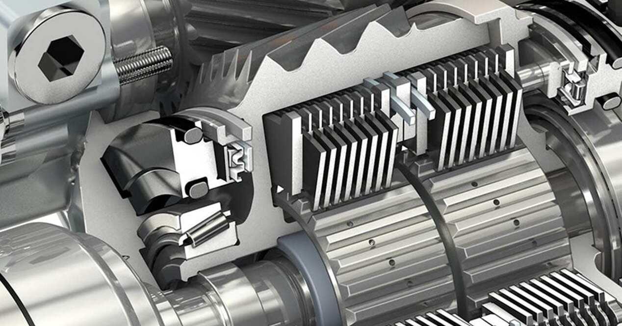Nuevos motores eléctricos GKN