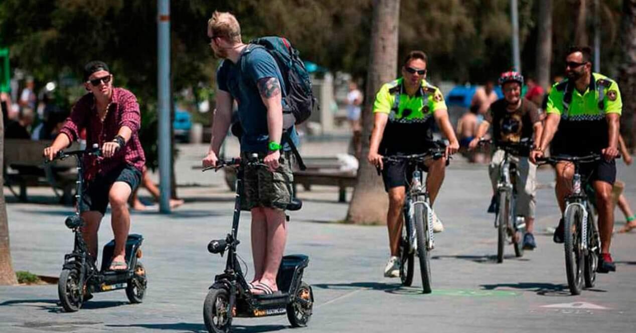 Patinete vs bici eléctrica: principales diferencias