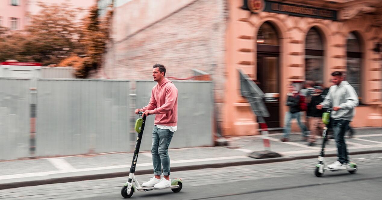 Diferencias patinetes eléctricos adultos niños