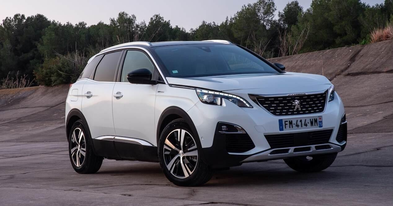 Peugeot 3008 Hybrid ficha técnica