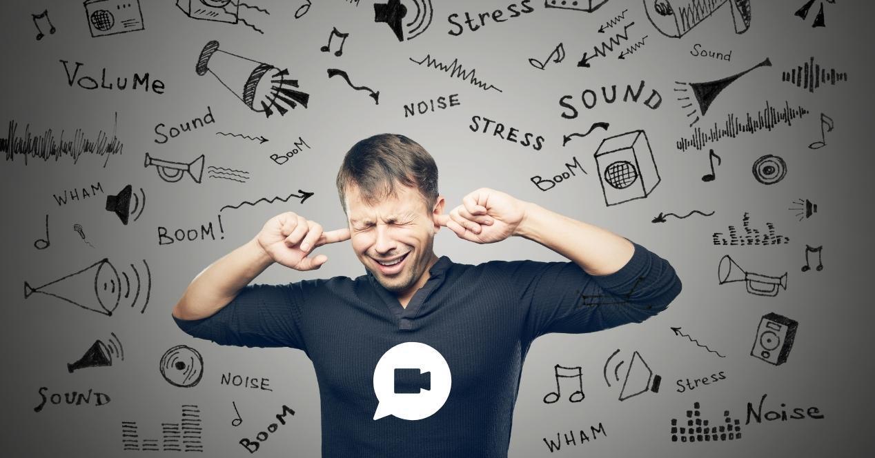 reduccion de ruido en videollamadas