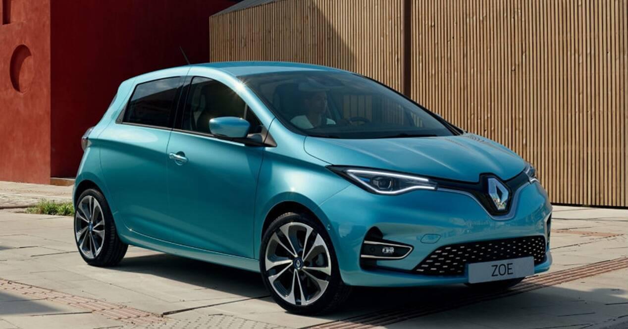 Renault Zoe 100% eléctrico