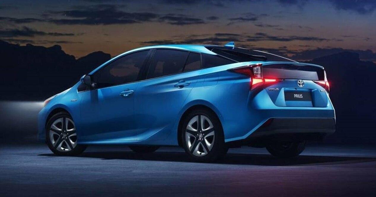 Toyota Prius 2019 híbrido