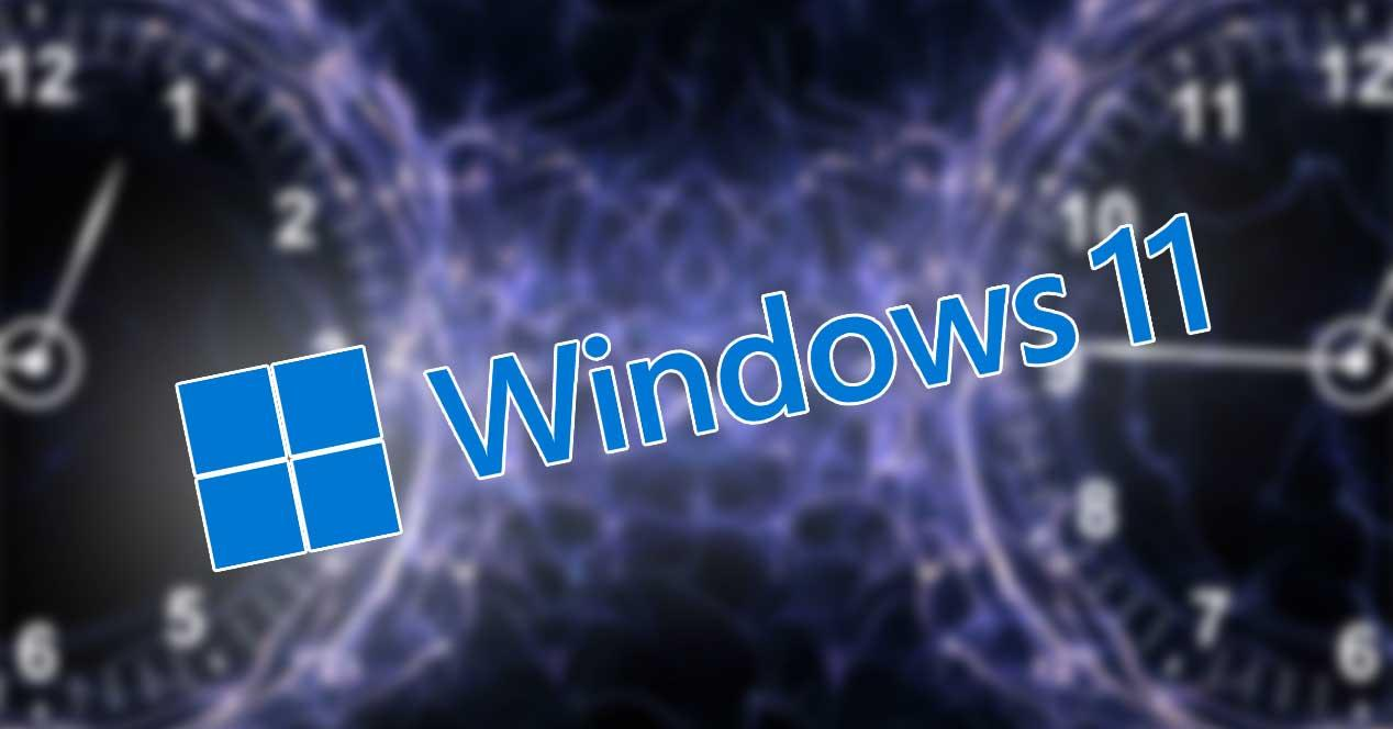 windows 11 tiempo