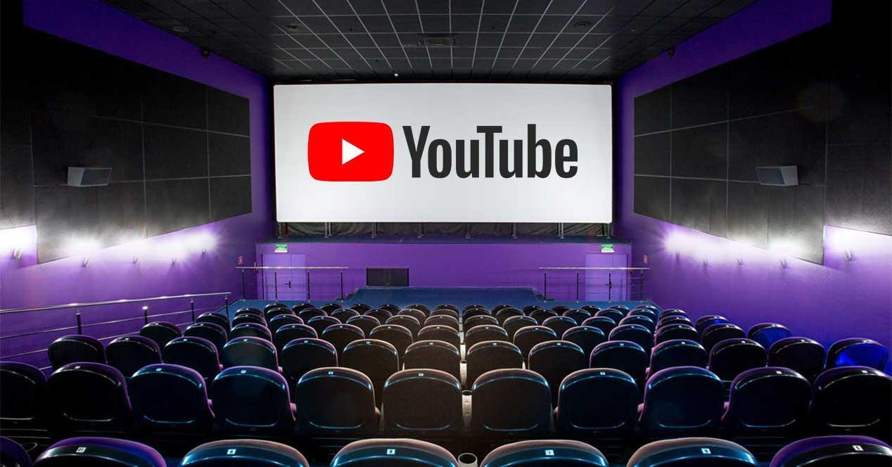 youtube pelicula cine