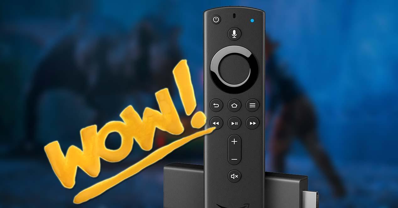 Oferta Fire TV Stick 4K de Amazon