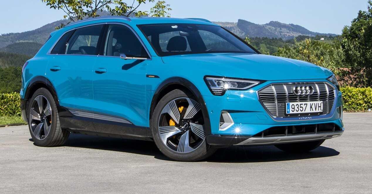 Audi e-tron 2019 SUV ficha técnica