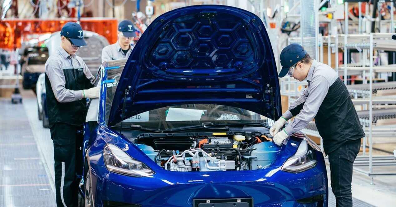Baterías híbridas coche eléctrico Catl