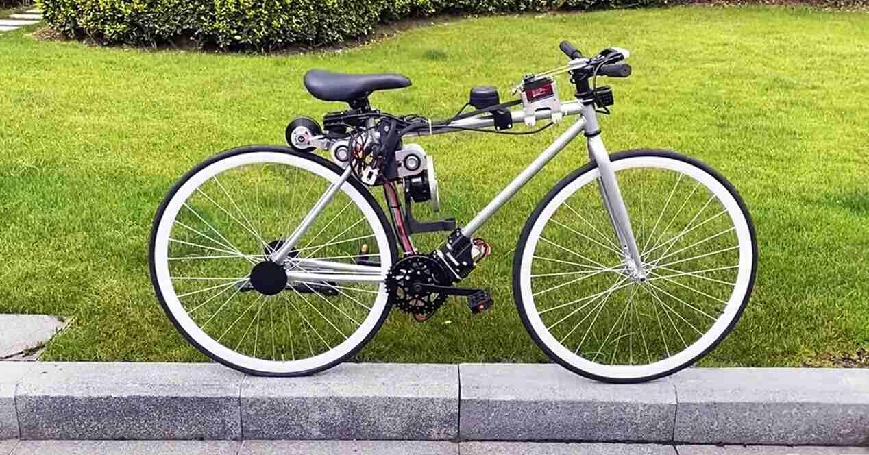 Bicicleta eléctrica autónoma Xuan