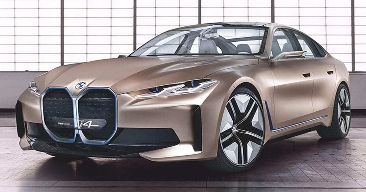 BMW Concept i4 2020 ficha técnica
