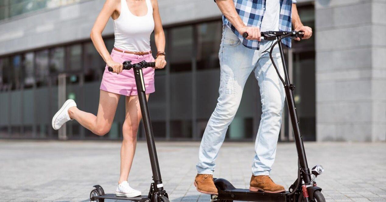 Certificado patinete eléctrico exigirá DGT