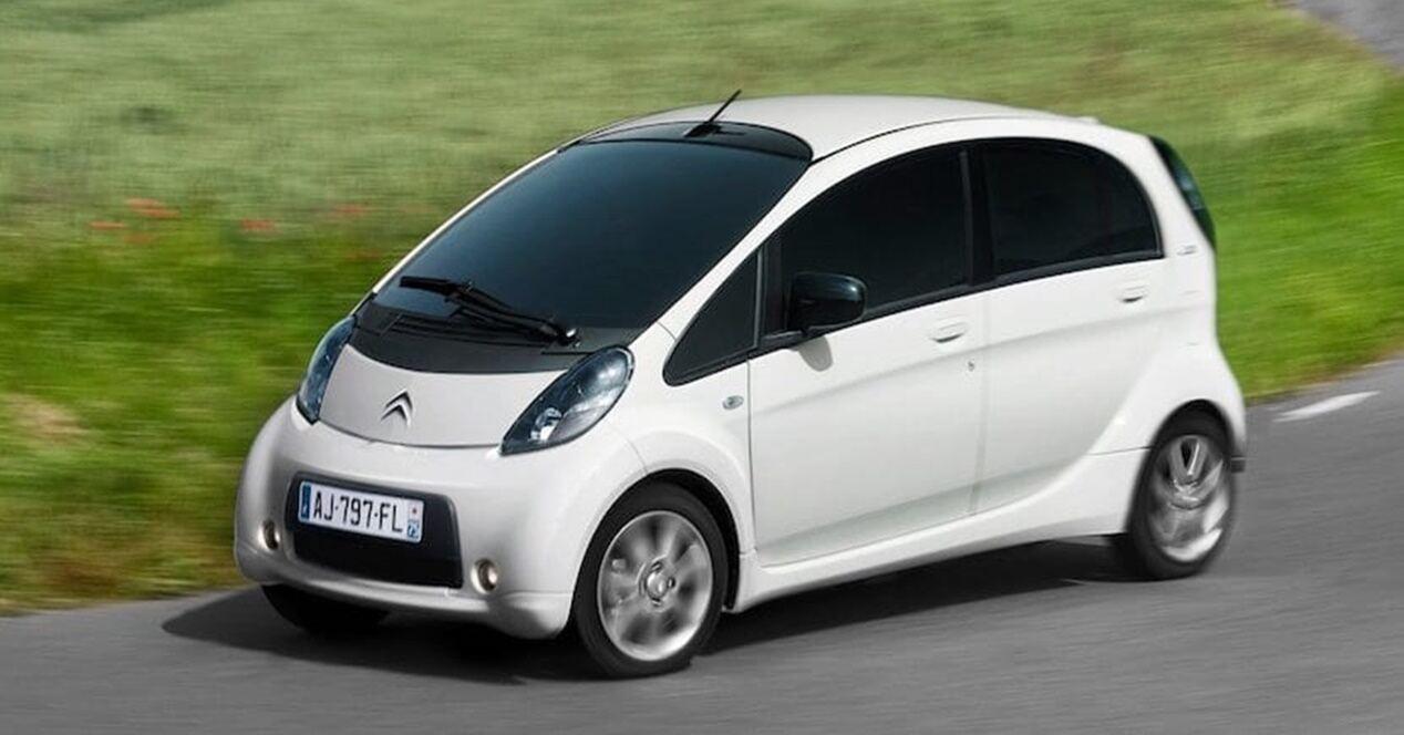 Citroën C-Zero 2021 ficha técnica
