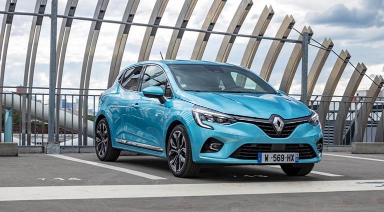 Consumo Renault Clio E-tech