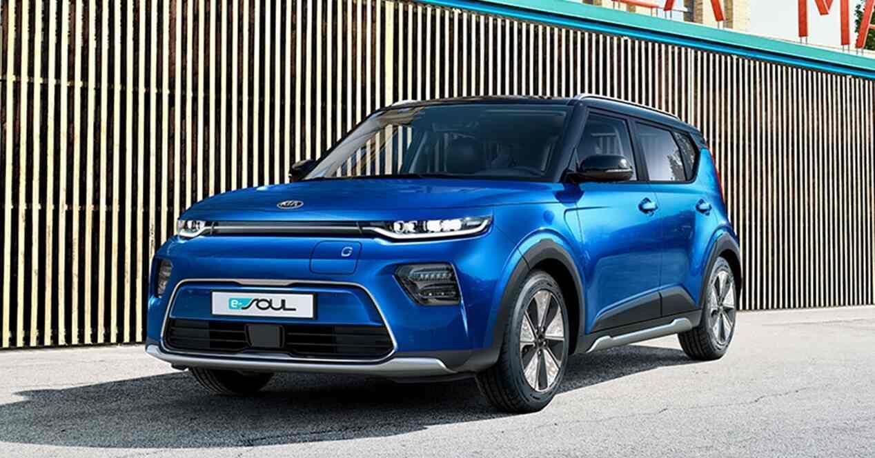 Kia Soul EV 2019 ficha técnica