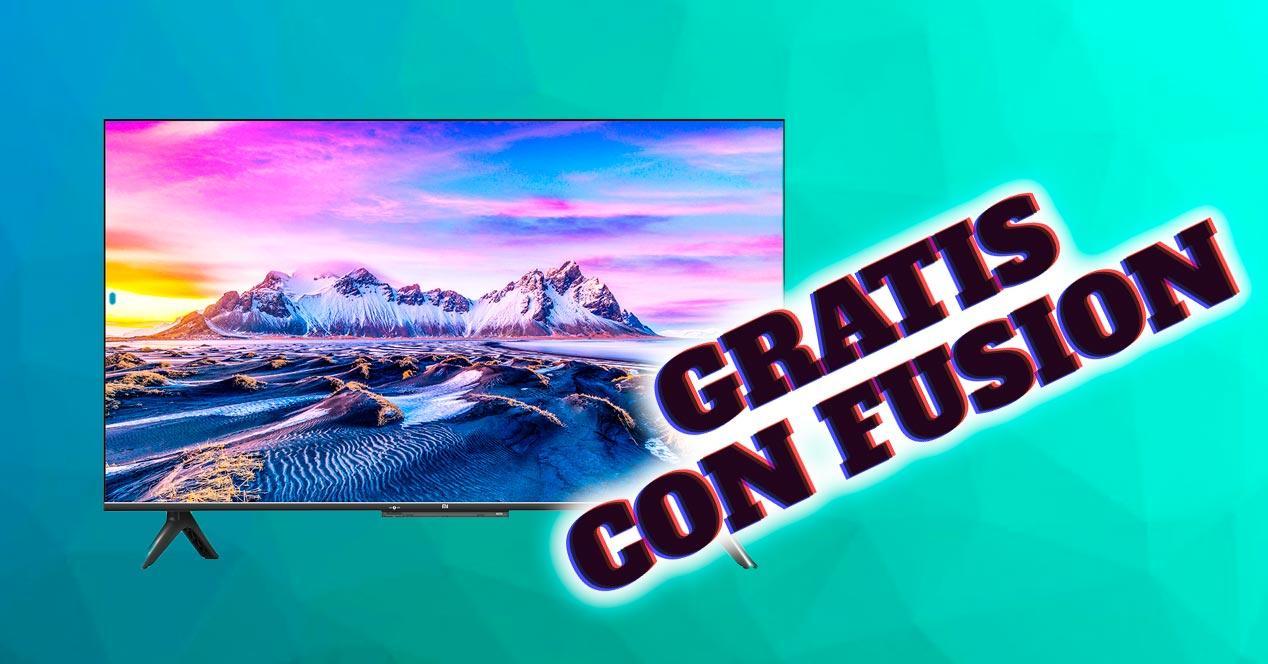 fusion smart tv