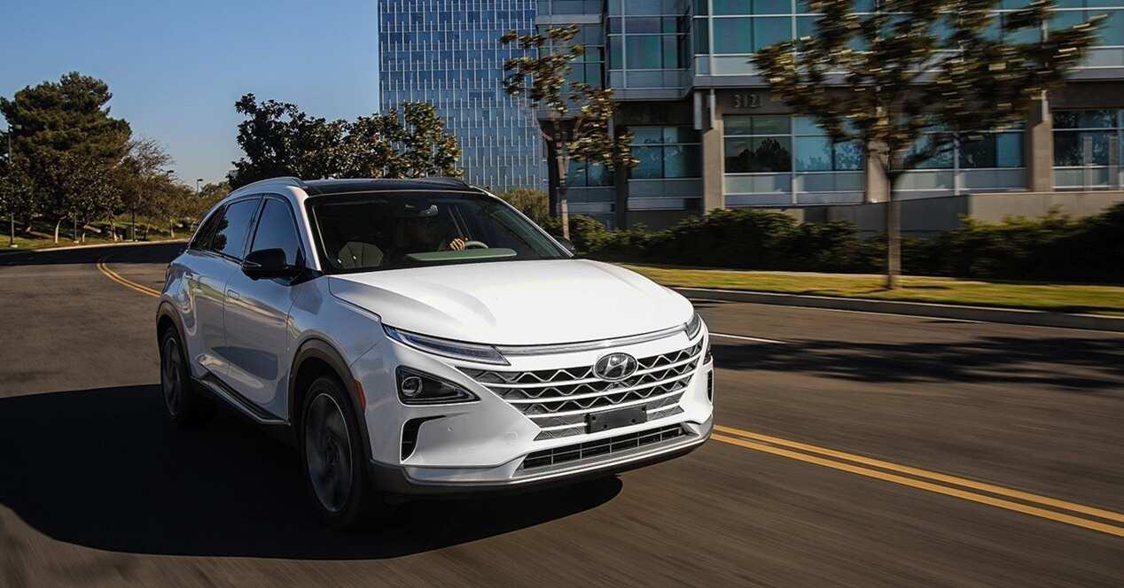 Hyundai Nexo 2018 ficha técnica