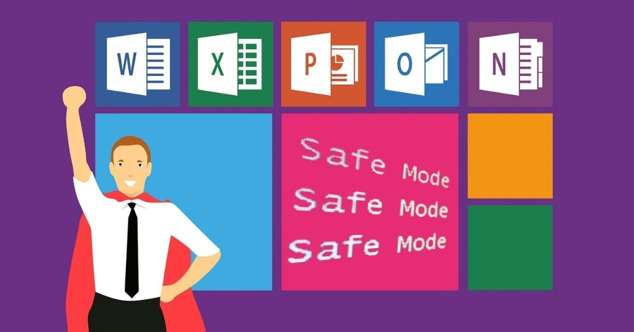 arrancar en modo seguro microsoft office 365