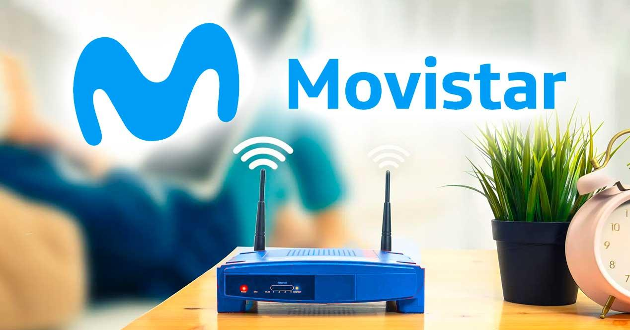 movistar wifi sensing router