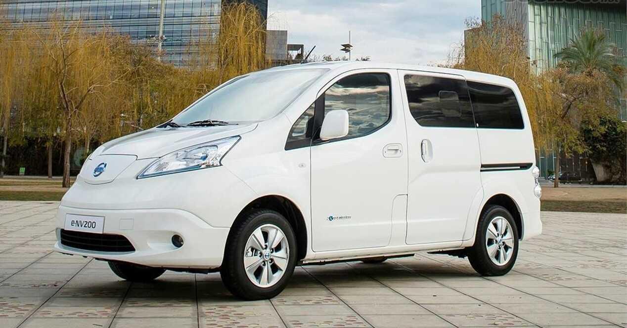 Nissan E-Valia ficha técnica