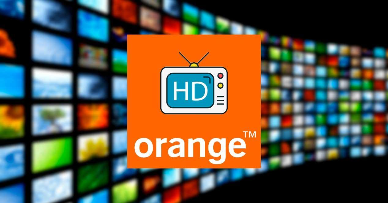 orange tv canal hd