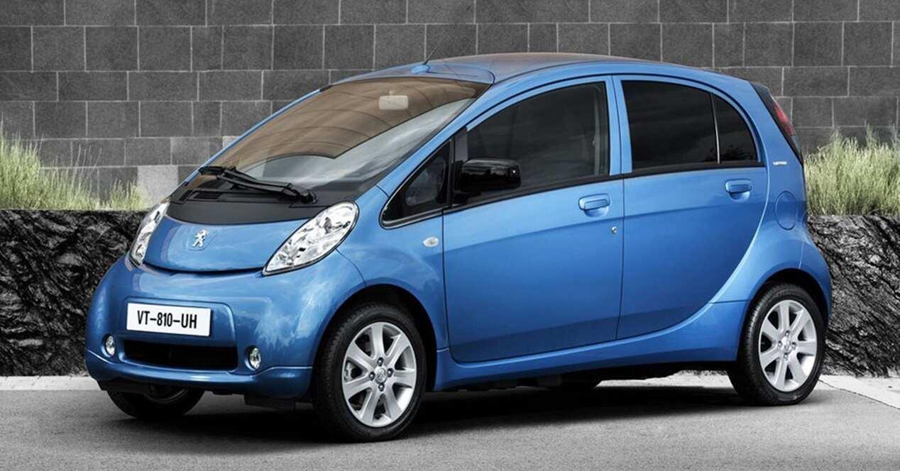 Peugeot IOn 2021 ficha técnica