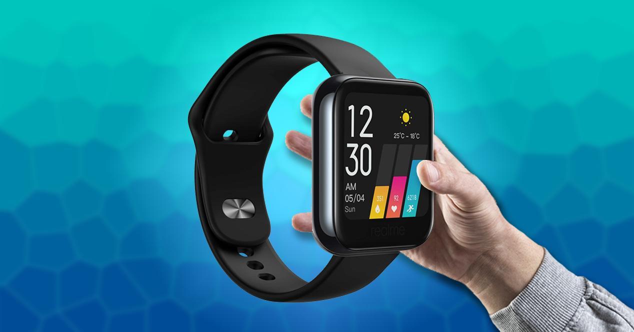 smartwatch realme watch en oferta