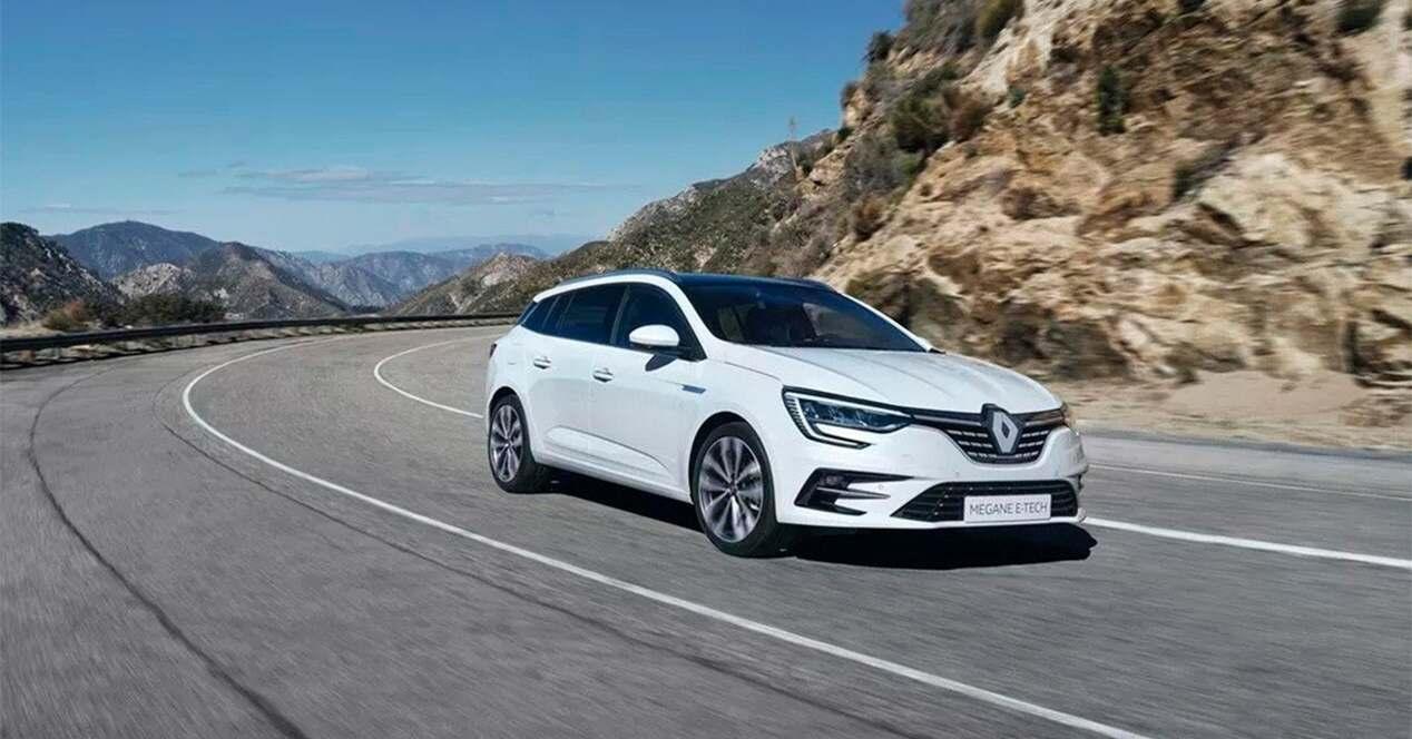 Renault Mégane E-Tech 2020 ficha técnica