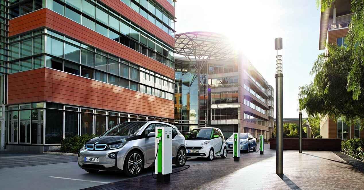 Renting coches eléctricos características