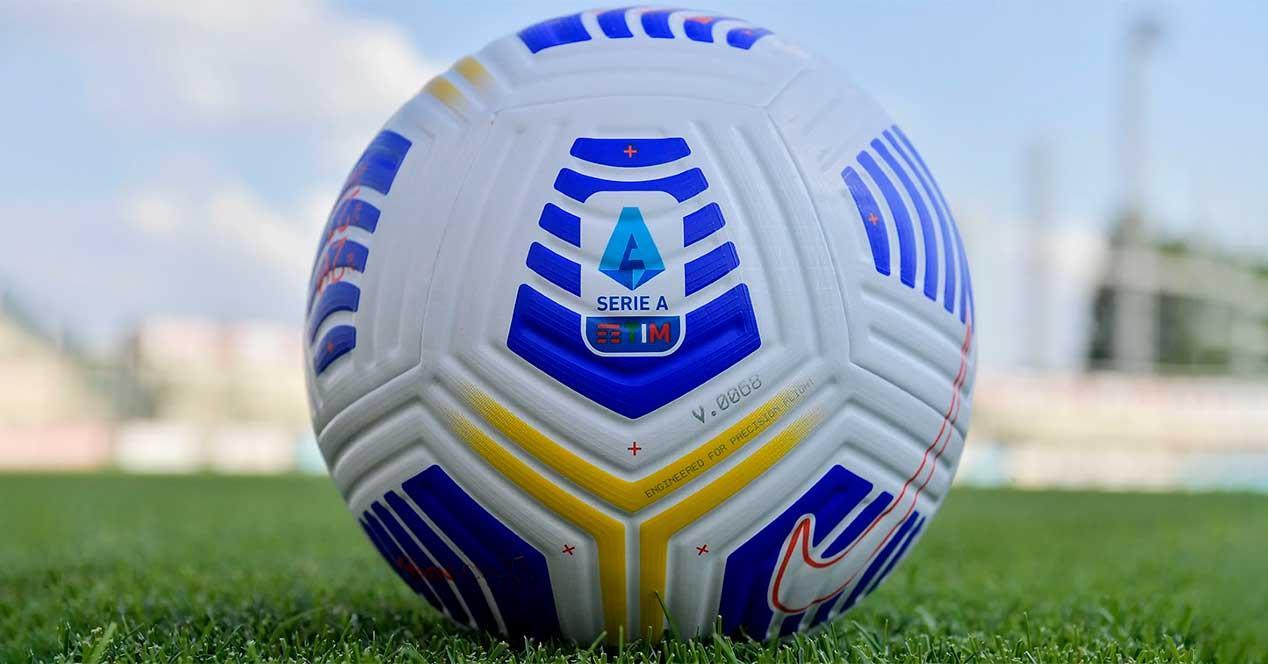serie a balón 2021 futbol