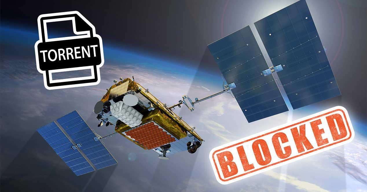 torrent starlink bloqueado
