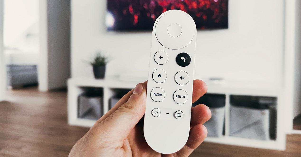 Mando de una de las mejores TV Box con 4K