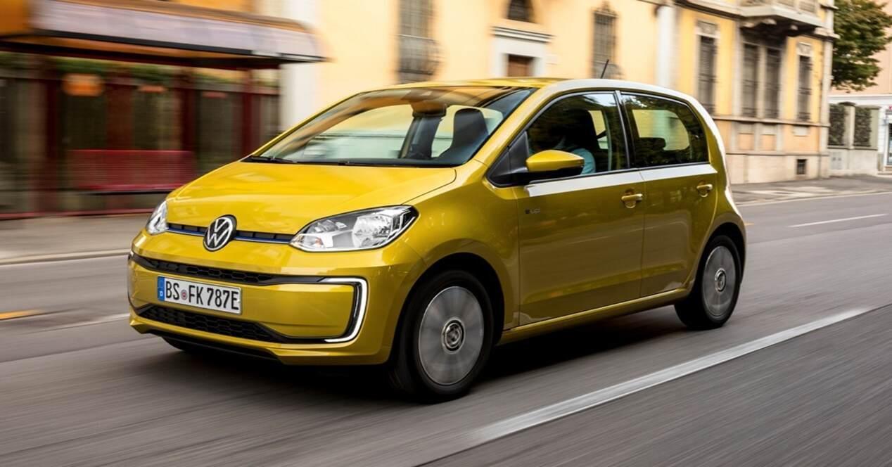 Volkswagen e-Up! 2019 ficha técnica