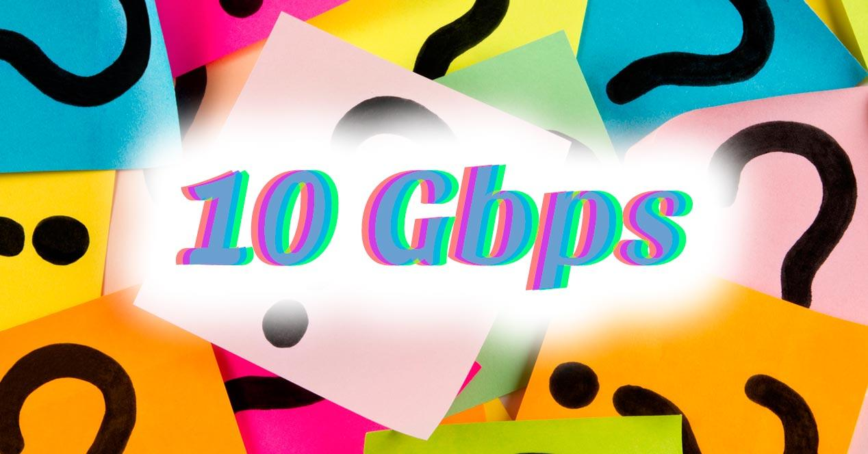 10 gbps