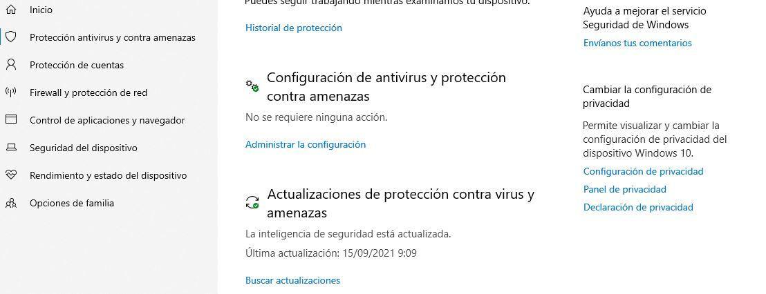 Amenazas Windows