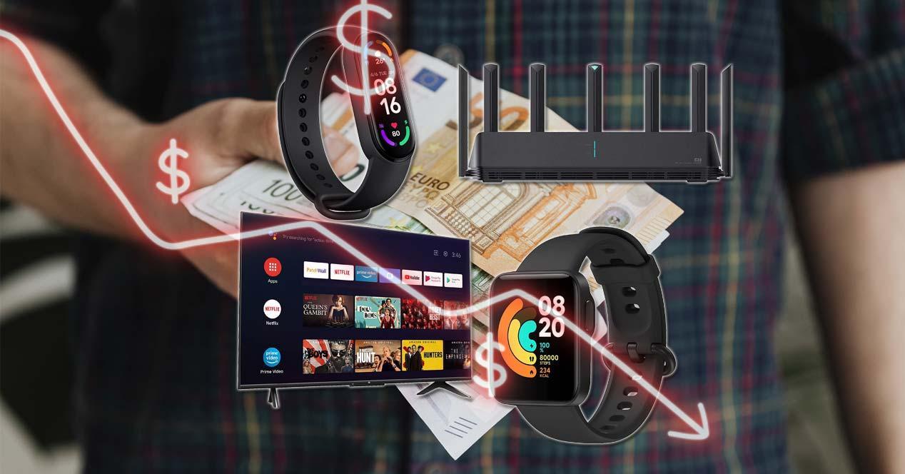 Ofertas productos Xiaomi