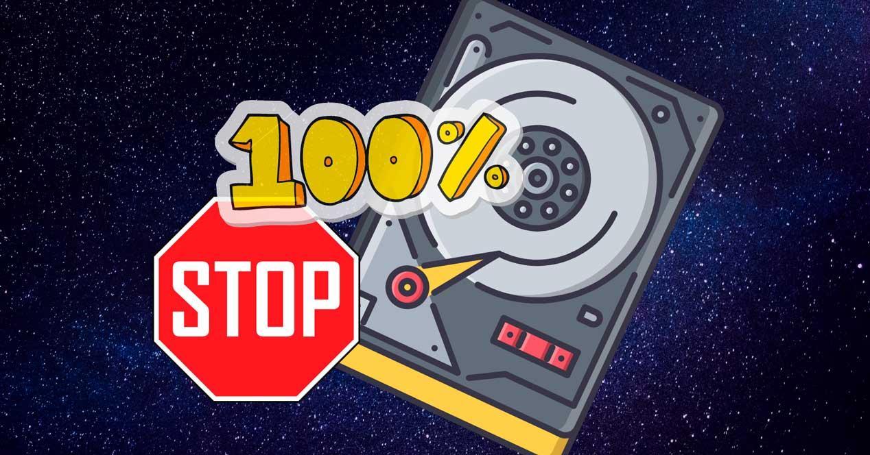 Disco duro 100