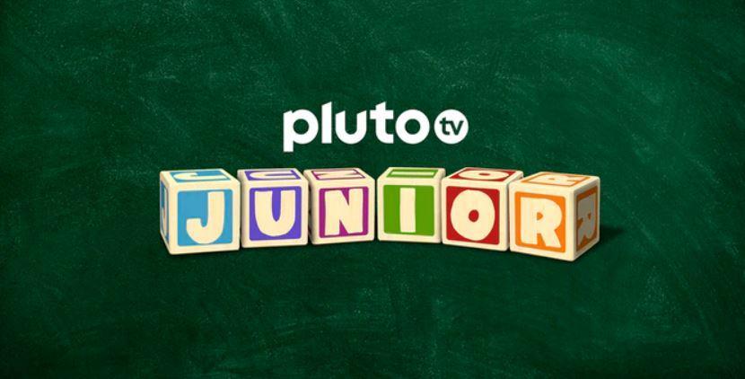 Pluto TV Junior