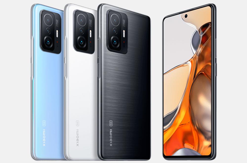 Colores Xiaomi 11T Pro