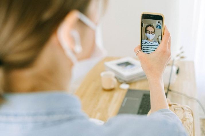 Facetime como alternativa тусовки