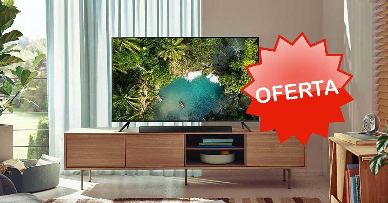 amazon smart tv oferta
