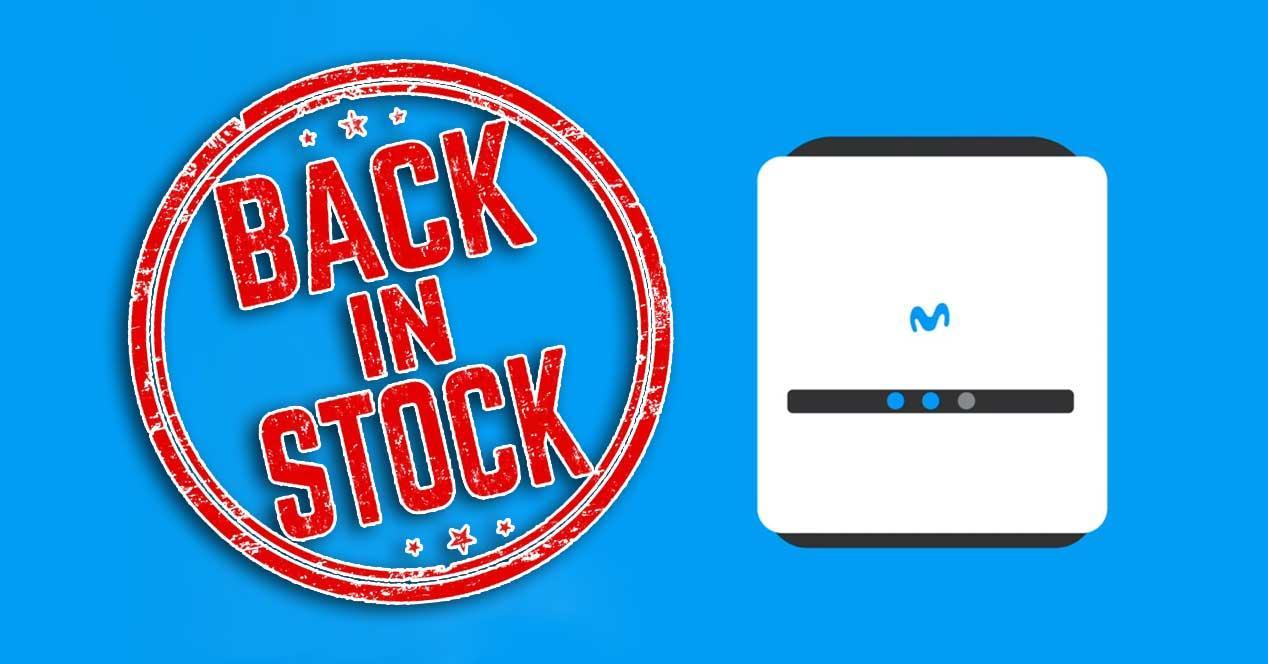 amplificador wifi 6 movistar stock nuevo