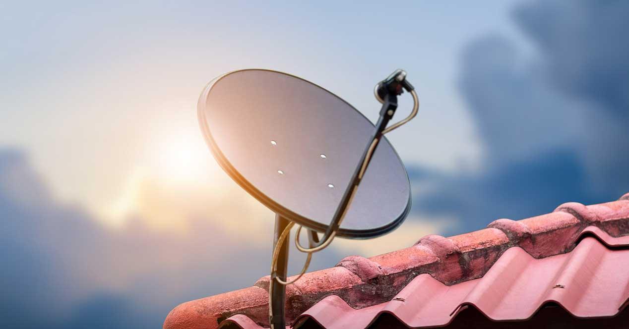 antena satelite 2021 deco