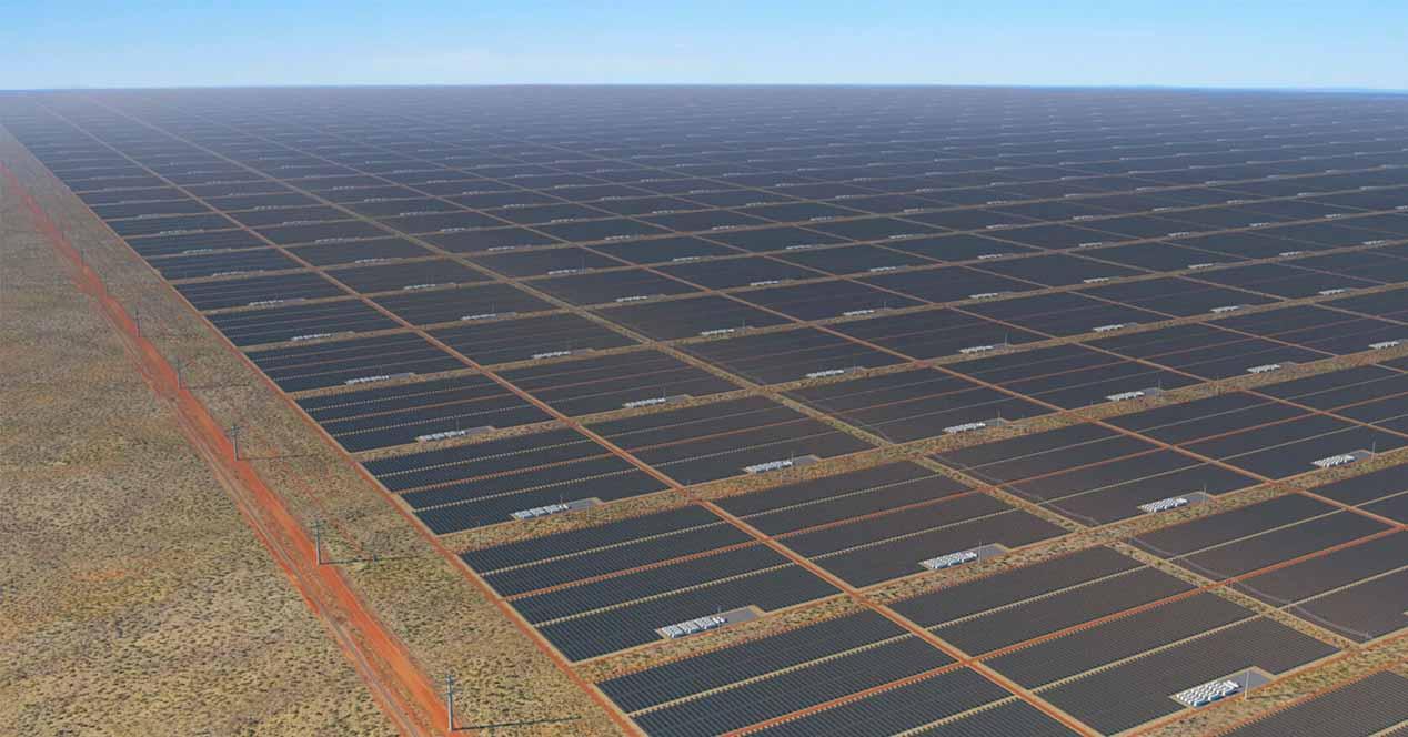 Placas solares en Australia