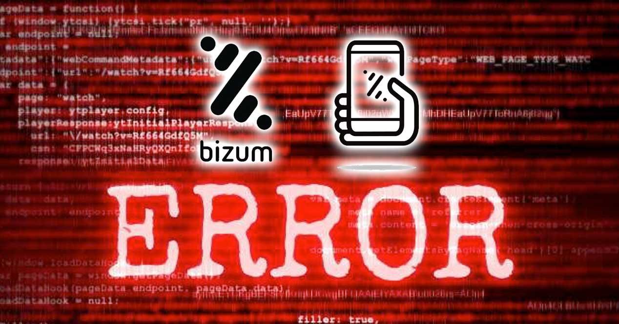 Ayuda a problemas con Bizum
