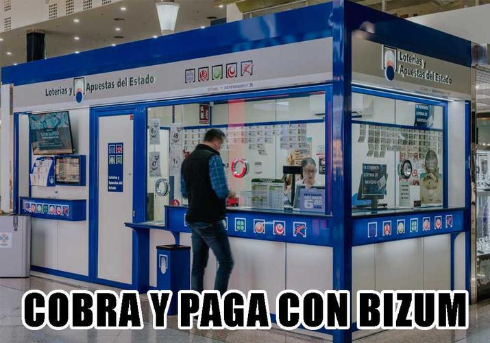 Admisnistración de loterái en España