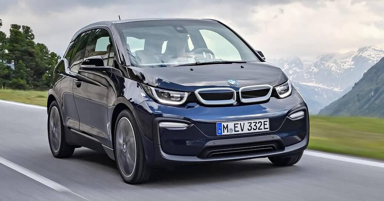 BMW i3 2019: ficha técnica